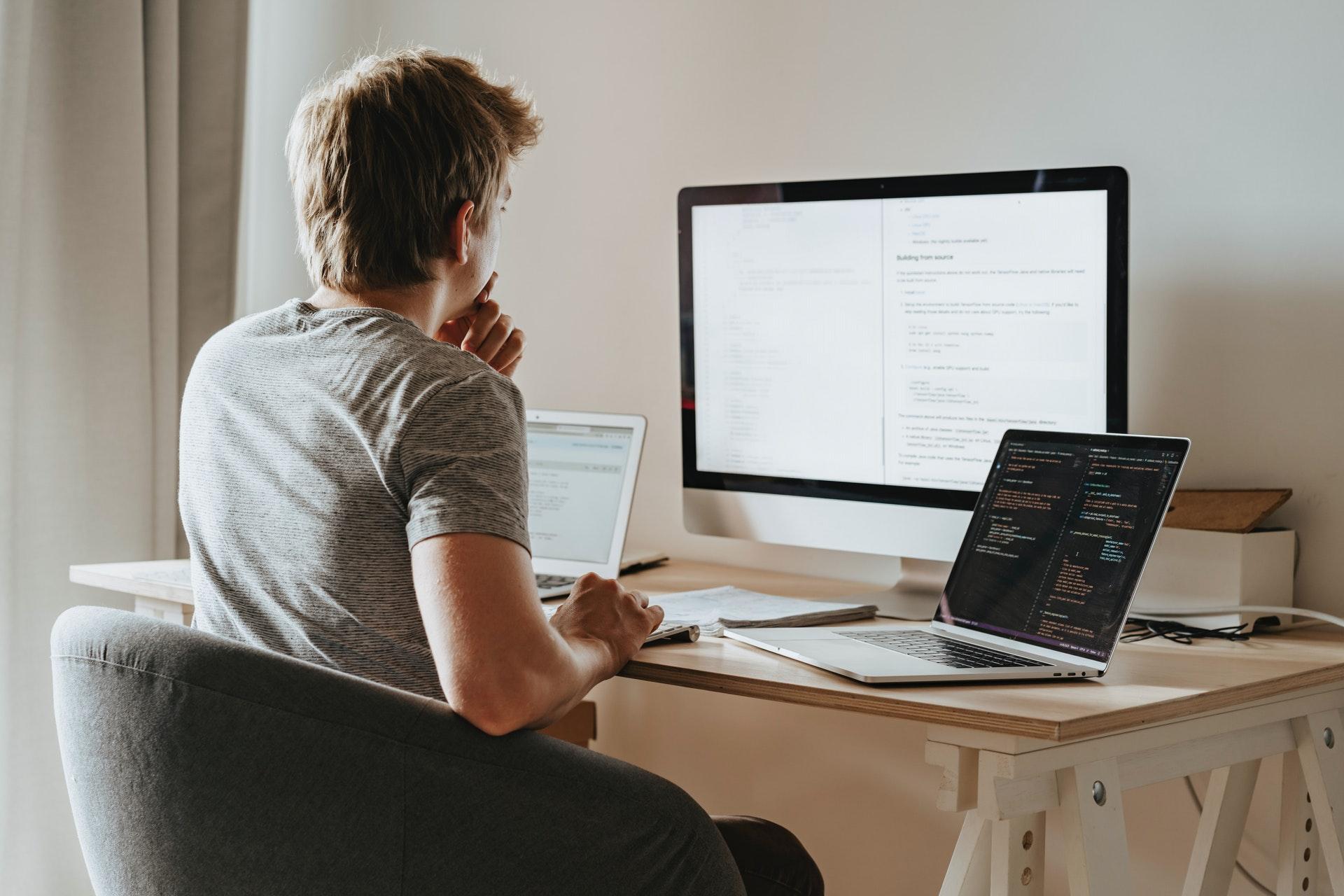 Finish Setting Up Your Blog